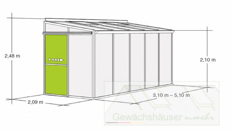 anlehngew chshaus viola ii top. Black Bedroom Furniture Sets. Home Design Ideas