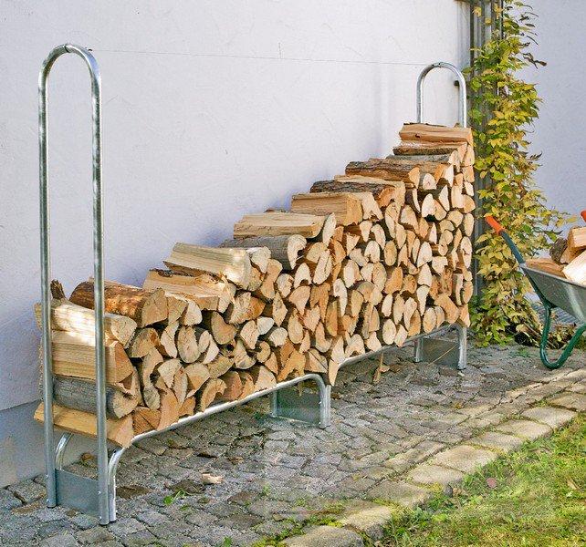 brennholz stapelhilfe bsh 320. Black Bedroom Furniture Sets. Home Design Ideas