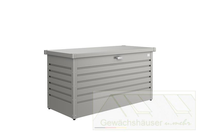freizeitbox 130 quarzgrau metallic. Black Bedroom Furniture Sets. Home Design Ideas