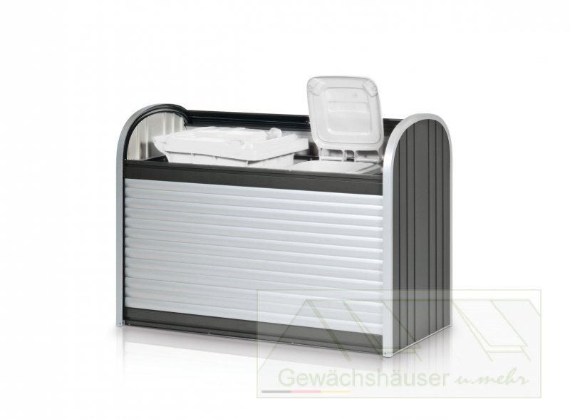 storemax 190 dunkelgrau metallic. Black Bedroom Furniture Sets. Home Design Ideas