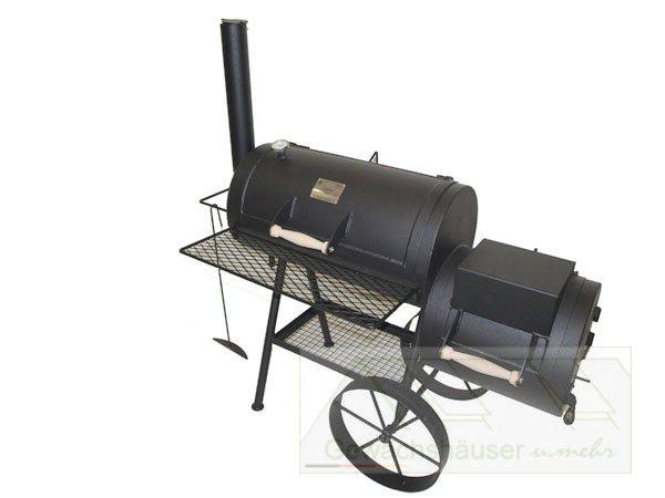smoker ondra 410 16 zoll 5 mm stahlblech. Black Bedroom Furniture Sets. Home Design Ideas