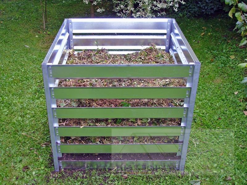 komposter aus metall top. Black Bedroom Furniture Sets. Home Design Ideas