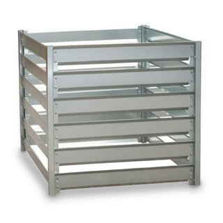 komposter aus metall top 166 00. Black Bedroom Furniture Sets. Home Design Ideas