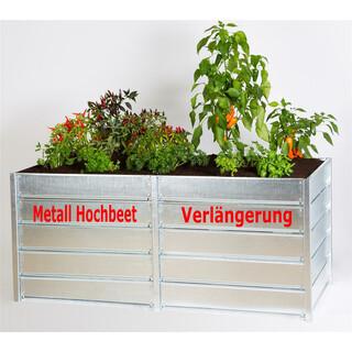 Hochbeet Aus Metall Top Gewaechshaus De