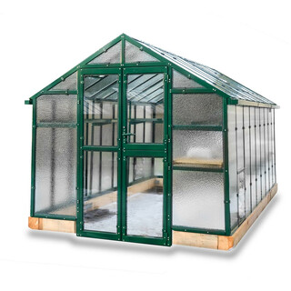 Gewachshaus Anlehngewachshaus Glashaus Gunstig Kaufen