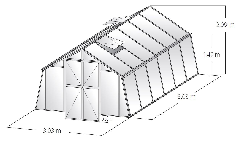 Technische Daten Landhaus 3
