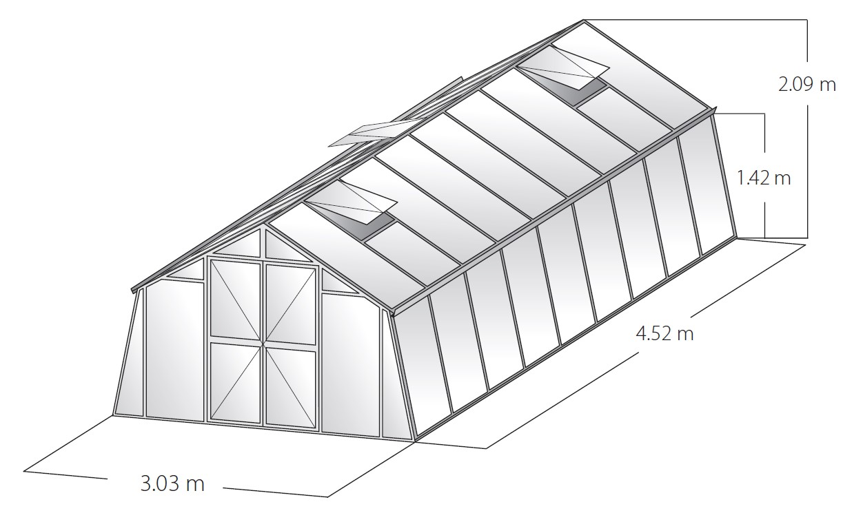 Technische Daten Landhaus 4,5