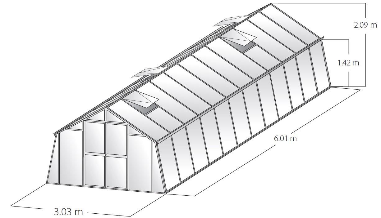 Technische Daten Landhaus 6